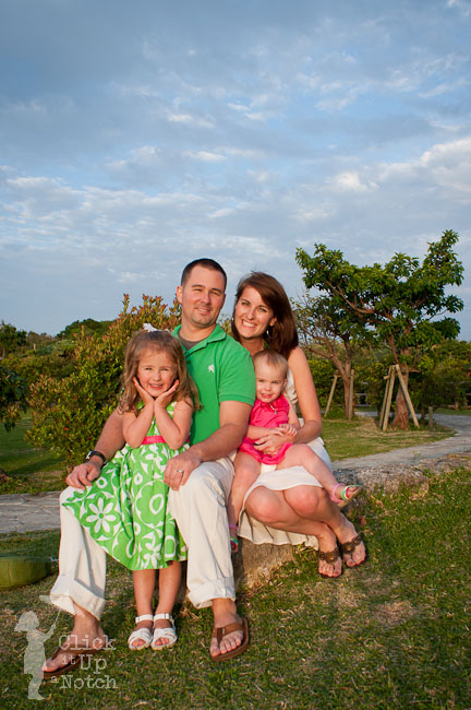 tips to photograph your own family portraits