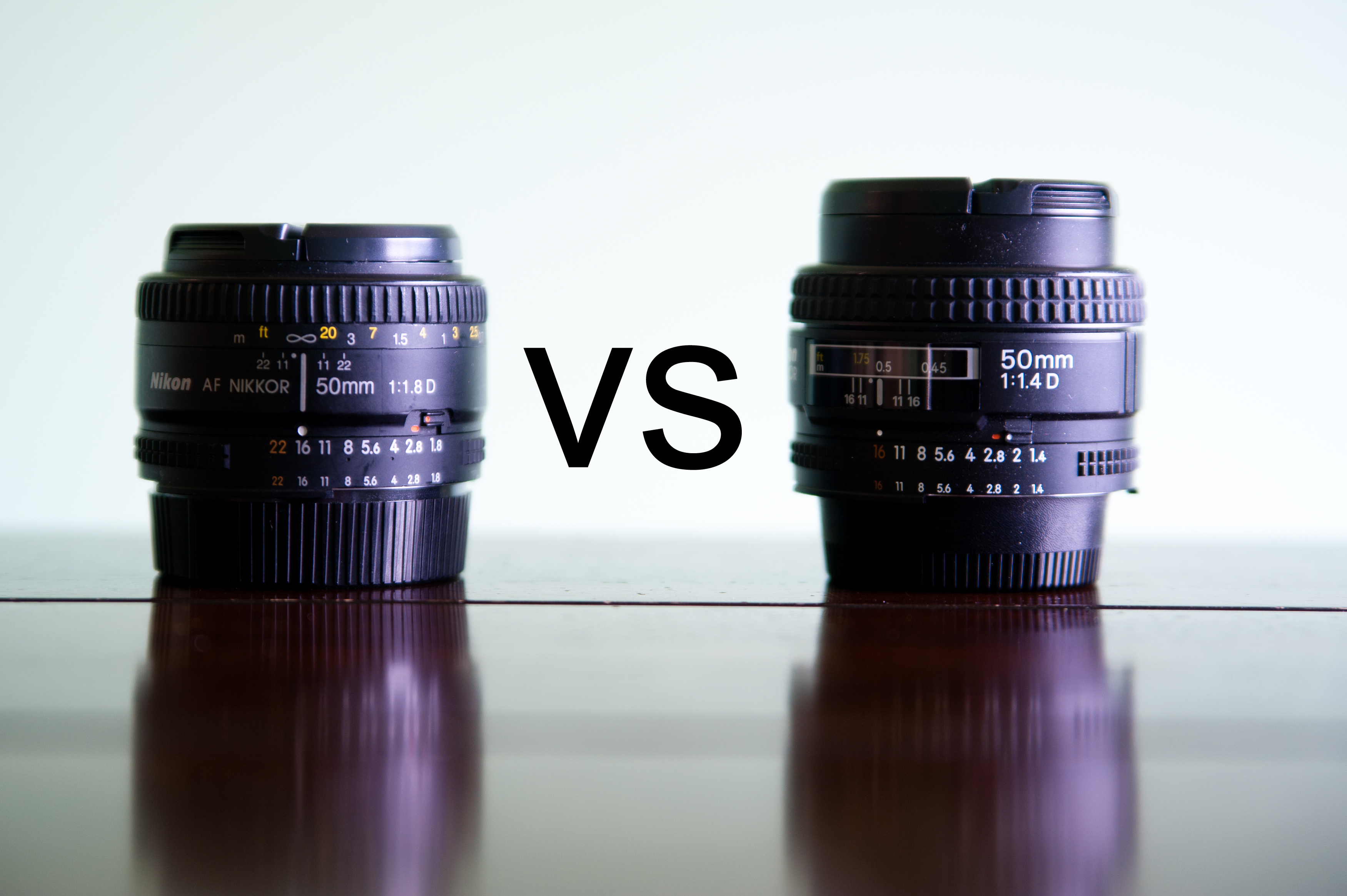 Everything You Want to Know About Camera Lenses: 50mm 1.8 vs 1.4